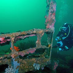 wreck-diving-palos-verdes-losangelesyachtcharter
