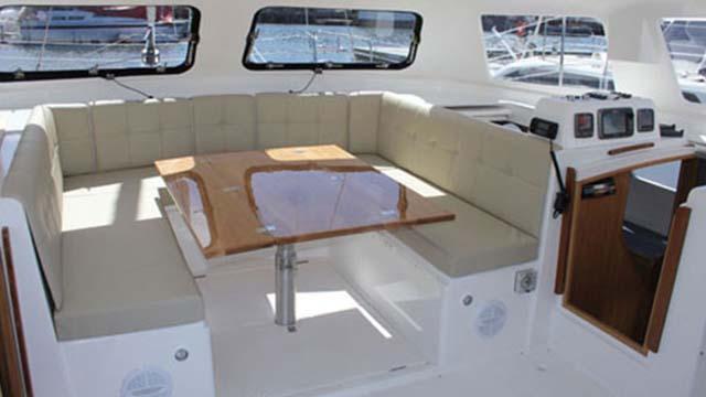 Los Angeles Yacht Charter_0003_35ft catamaran
