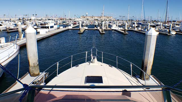 Los Angeles Yacht Charter_0026_60ft Luxury Yacht