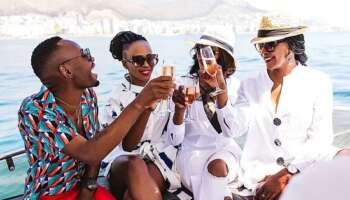 birthday los angeles yacht charter