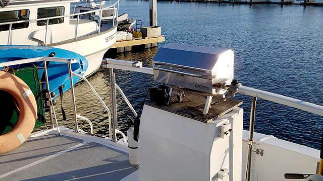 Sport Fishing Boat San Pedro