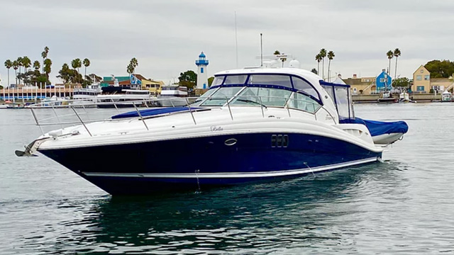 Los Angeles Yacht Charter 50ft Power Boat