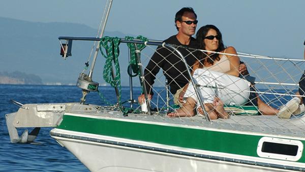 Los Angeles Yacht Charter_0004_41ft. Sailboat Santa Barbara