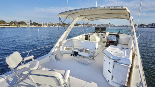 Los Angeles Yacht Charter_0011_53ft. Luxury Yacht