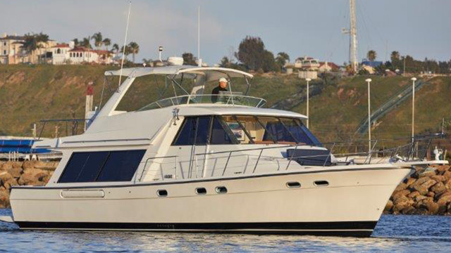 Los Angeles Yacht Charter_0017_53ft. Luxury Yacht